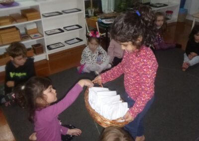 Ramadan celebrations at Little Sprouts Whakatane Montessori