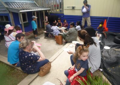 Cultural events with our extended Montessori Whanau